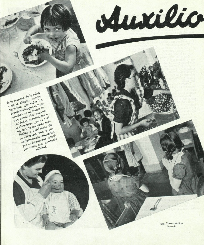 """Auxilio Social"" (1938)"