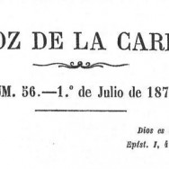 Voz de la Caridad Database