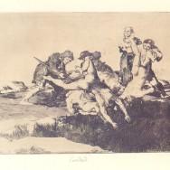 """""""Caridad"""" Goya (1814)"""