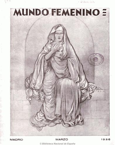 Asociación Nacional de Mujeres Españolas, Mundo Femenino, and Women's Social Action During the Second Republic