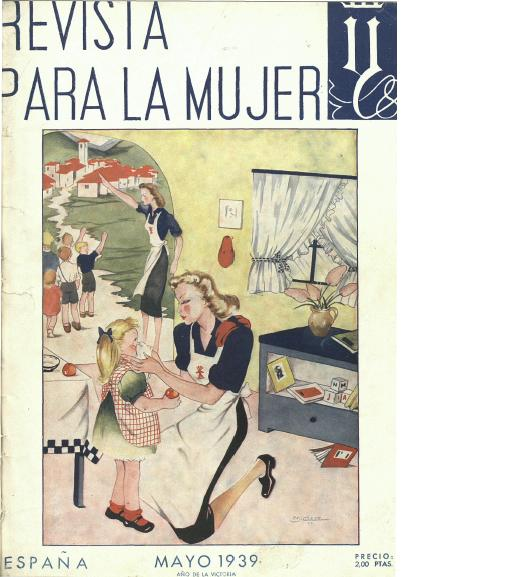 Y seccion femenina cover 1939