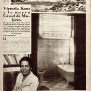 Victoria Kent y la nueva Carcel de Mujeres (1933)